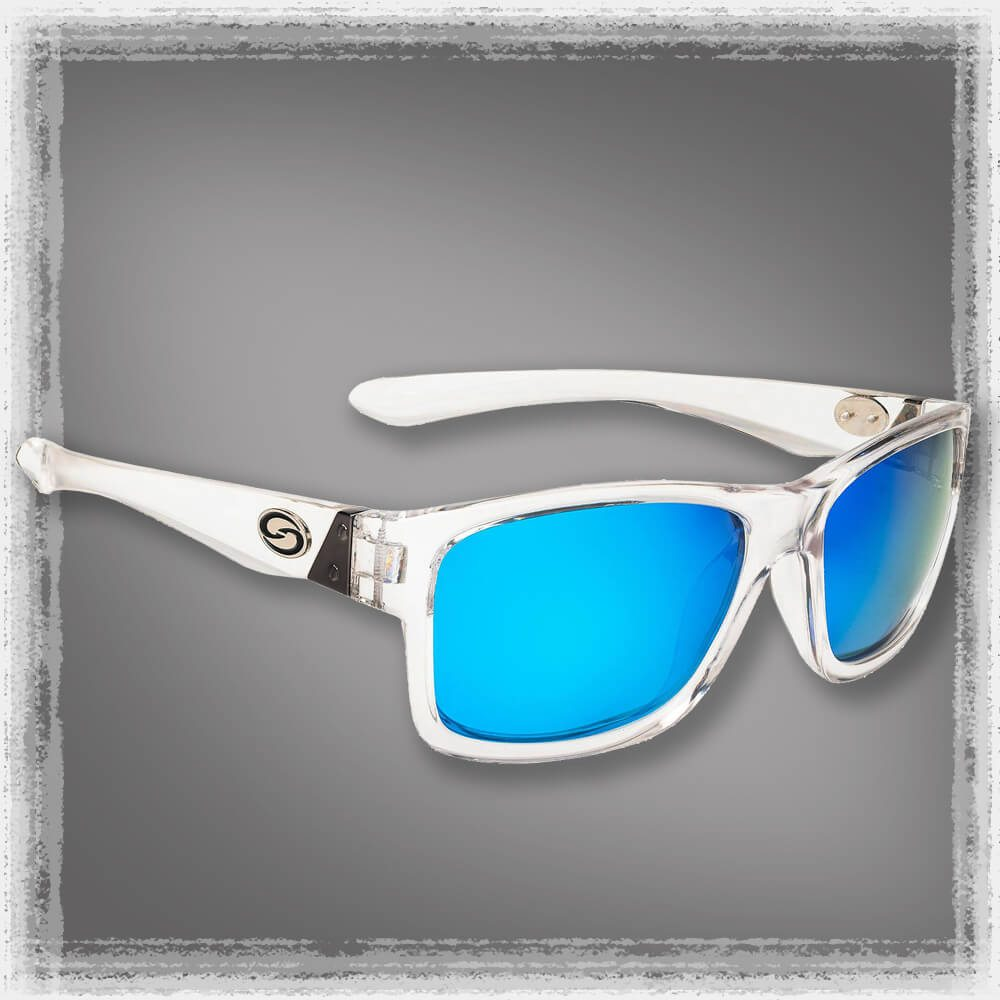 Get a clearer view of your monster catch! Save 25% on today's eyewear purchase.