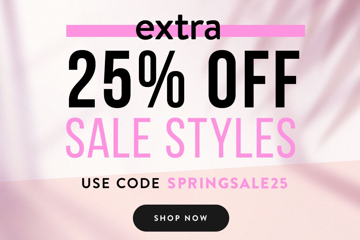 4804f7caea It s BAACCKK  Extra 25% OFF Sale! - PromGirl Email Archive