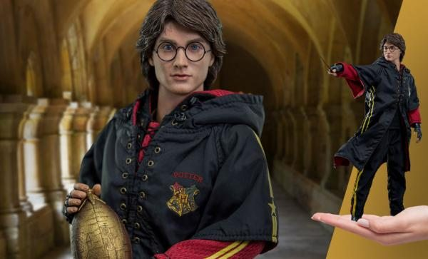Harry Potter (Triwizard Tournament Version) Sixth Scale Figure by Star Ace Toys