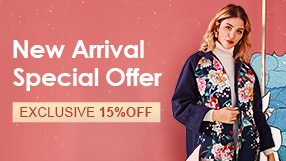 New Arrivals Special Offer