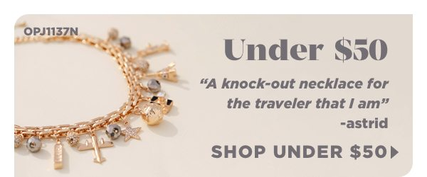Shop top rated jewelry under $50