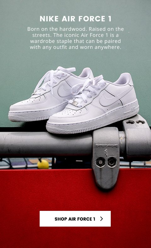 Nike Air Force 1 Kids Foot Locker Email Archive