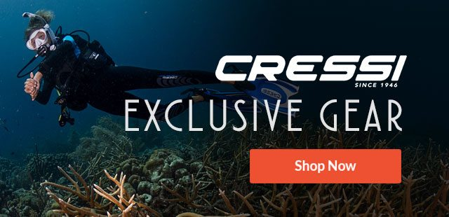 Cressi - Exclusive Gear | Shop Now