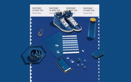 "Pantone's 2020 color of the year is ""Classic Blue"""