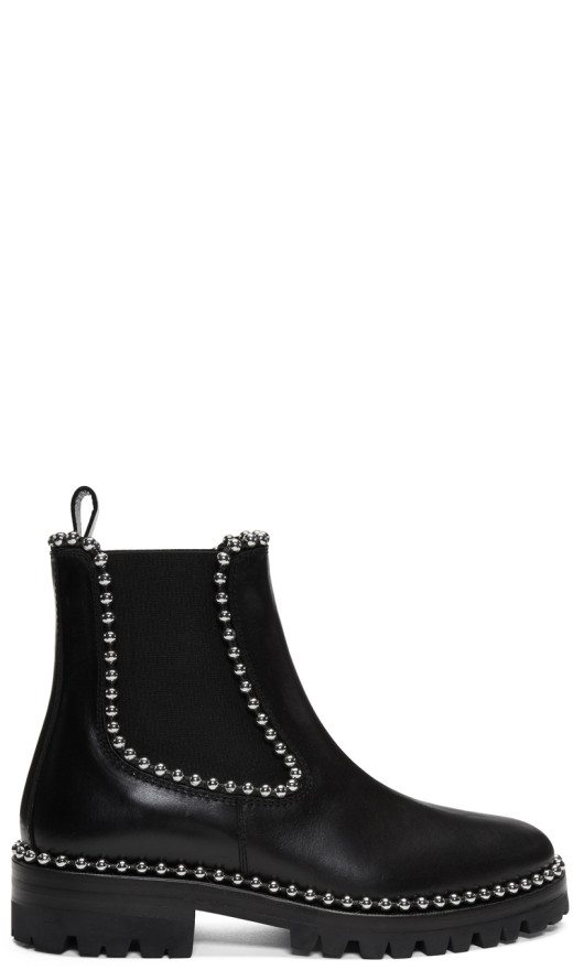 Alexander Wang - Black Spencer Boots