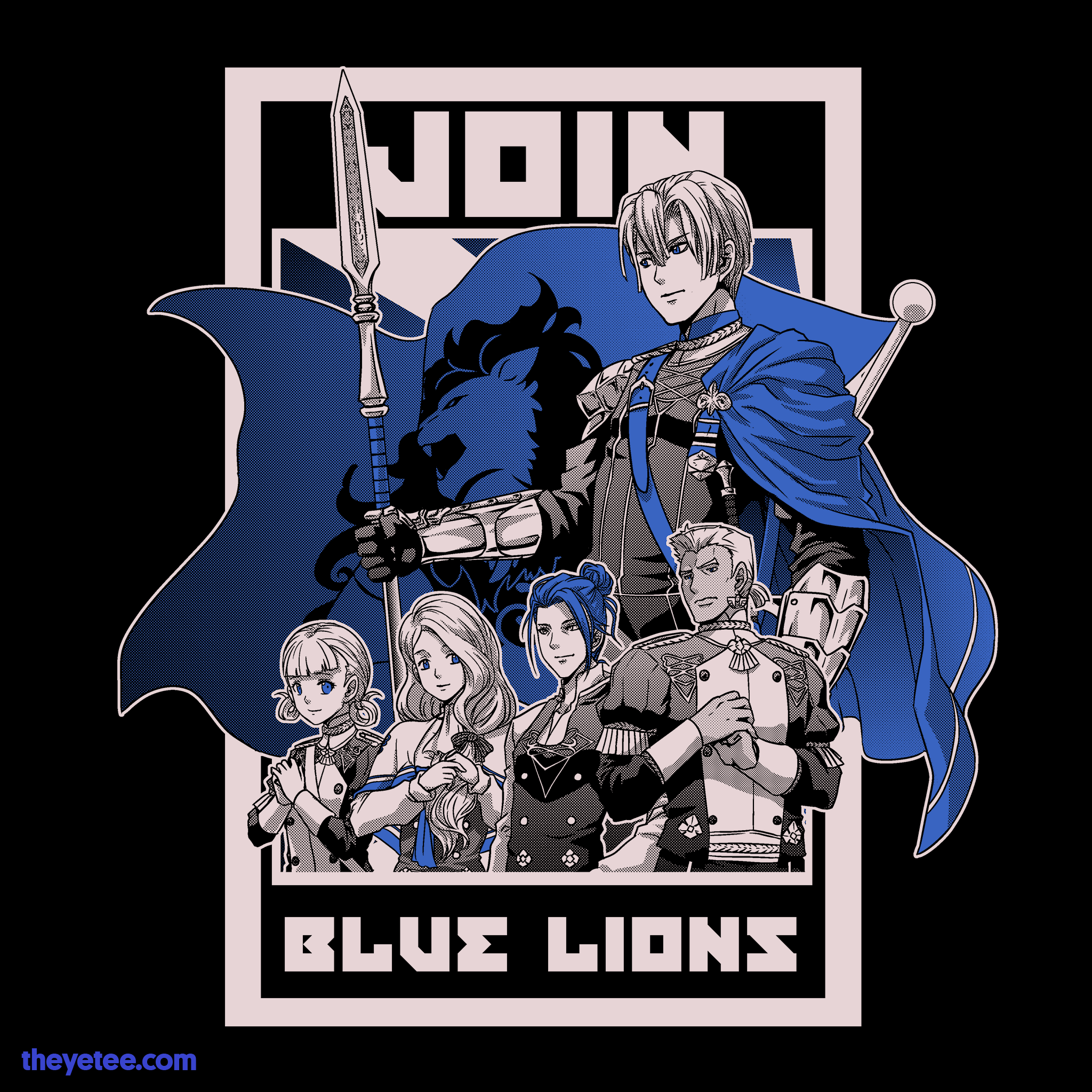Image of Join Blue Lions