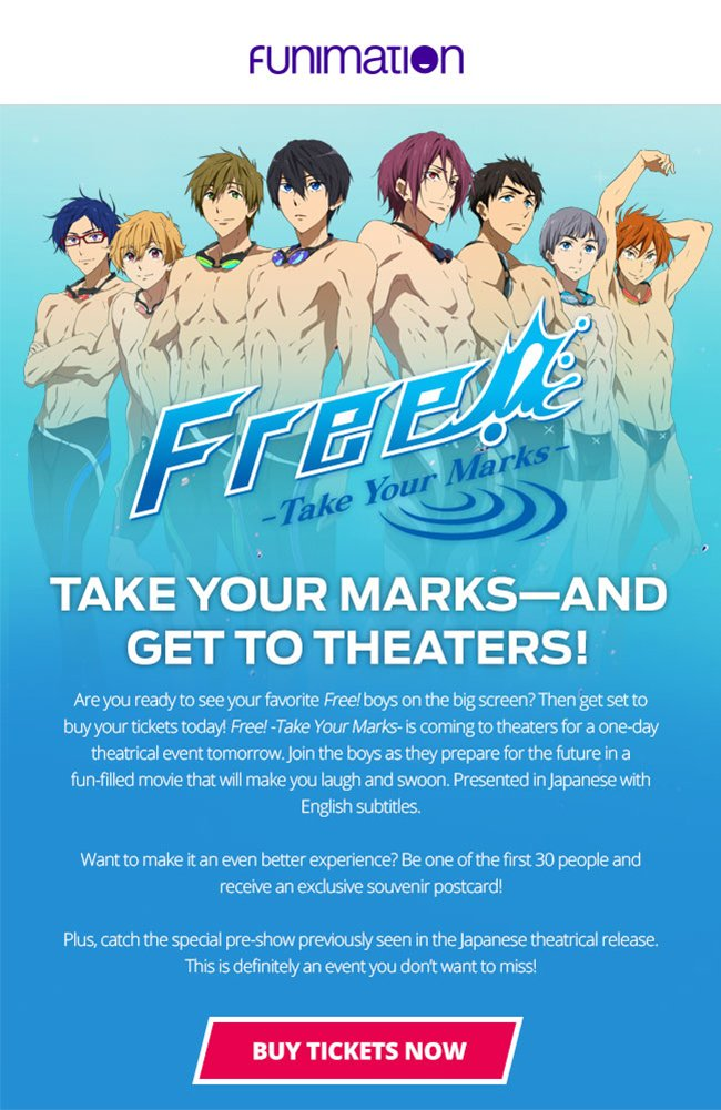 Are Your Ready To See Favorite Free Boys On The Big Screen