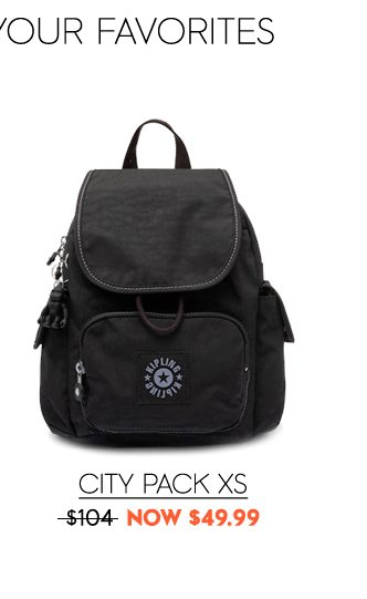 City Pack XS