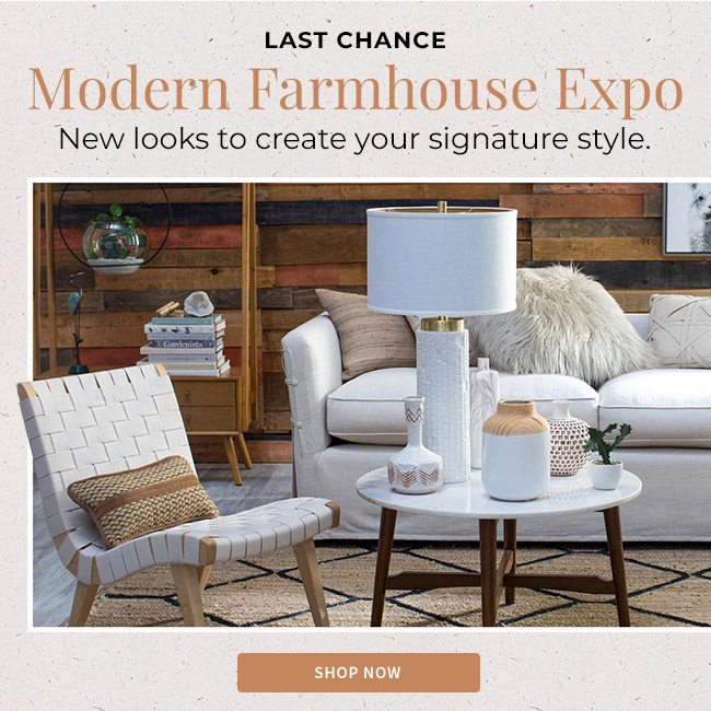 Awesome Ends Tonight Shop The Modern Farmhouse Expo Hayneedle Pabps2019 Chair Design Images Pabps2019Com