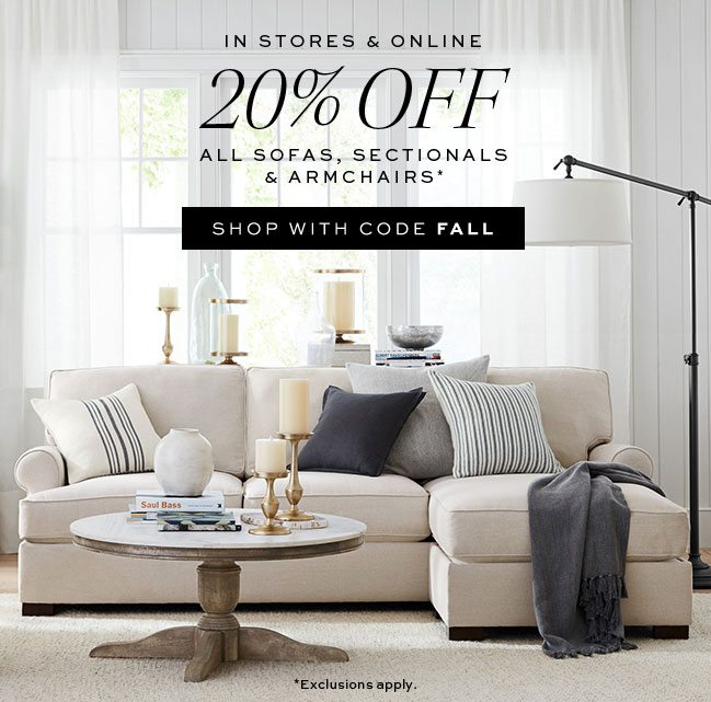 20% OFF SHOP WITH CODE FALL