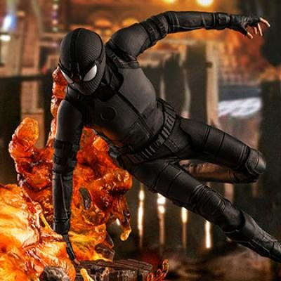 Spiderman Stealth Suit DELUXE 1:6 FFH HT
