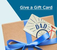 give dad a gift card.