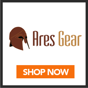 Save 40% off Ares Gear