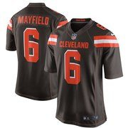 Baker Mayfield Cleveland Browns Nike Game Jersey – Brown