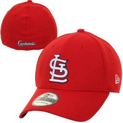 St. Louis Cardinals New Era MLB Team Classic Game 39THIRTY Flex Hat - Red