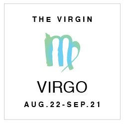 SHOP YOUR VIRGO HOROSCOPE
