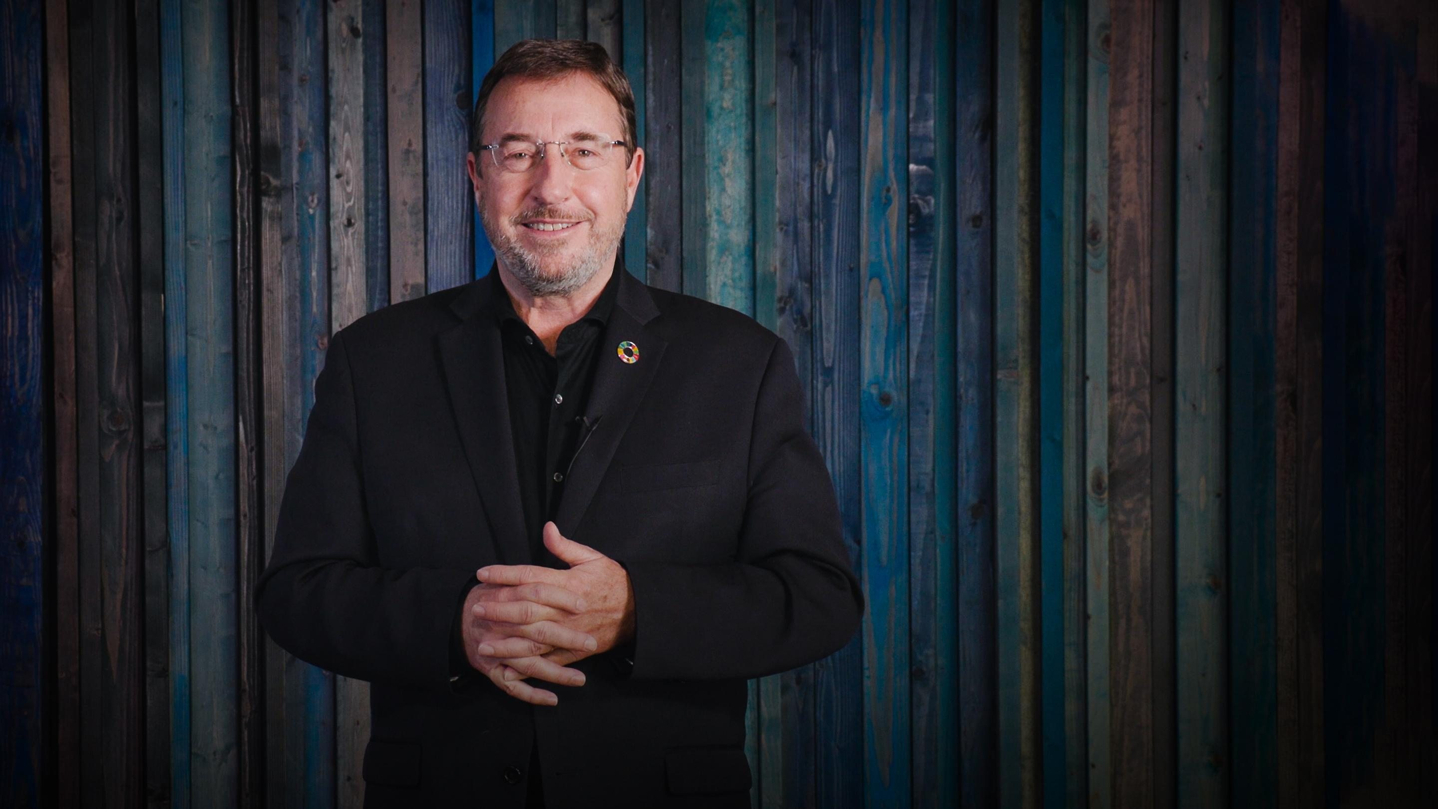 An idea from TED by Achim Steiner entitled Humanity's planet-shaping powers -- and what they mean for the future