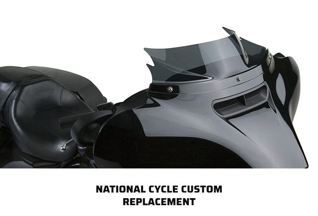 National Cycle Custom Replacement