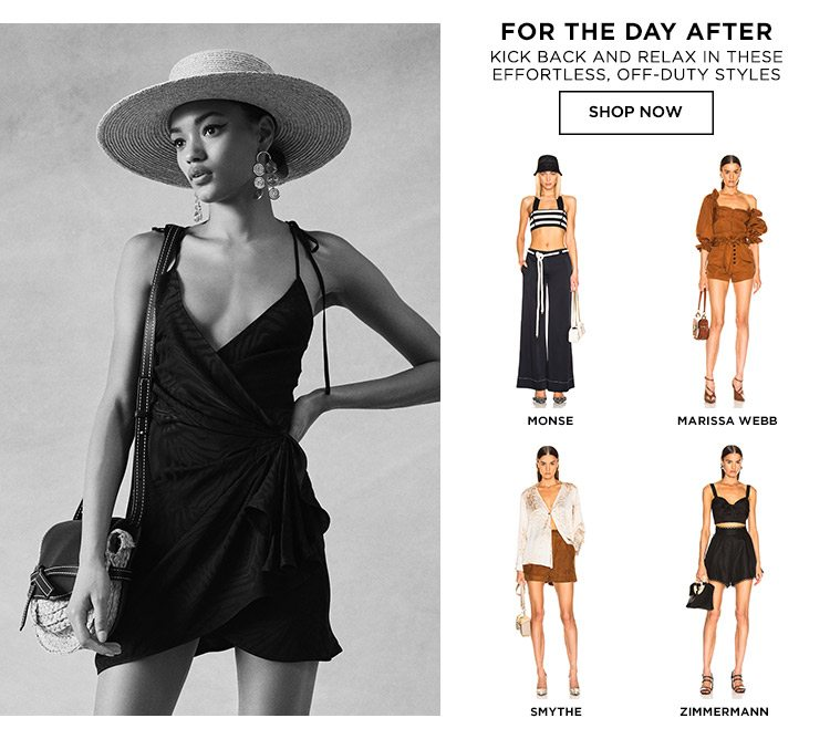 For the Day After - Shop Now