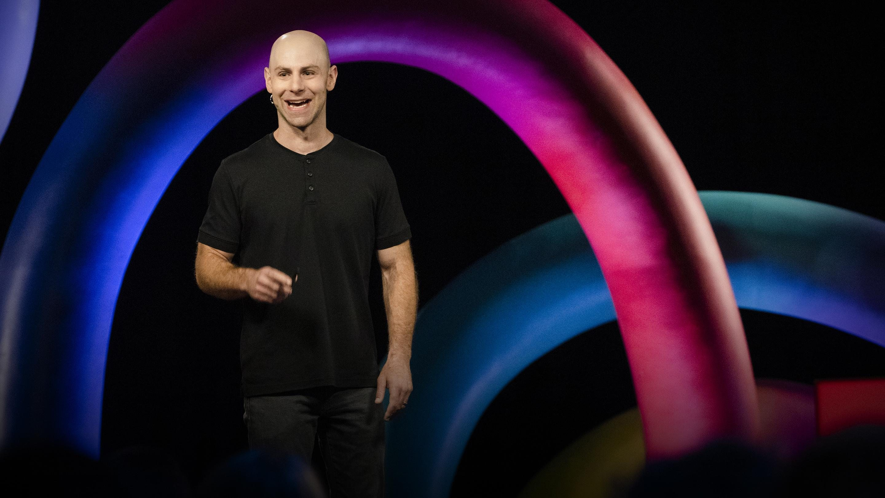 An idea from TED by Adam Grant entitled How to stop languishing and start finding flow