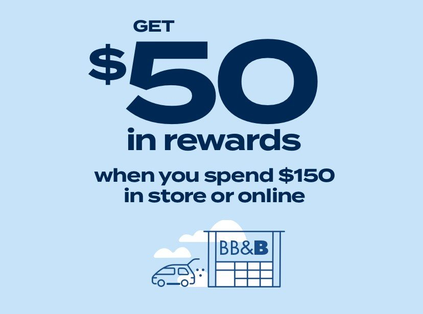 Get $50 in rewards when you spend $150 in store or online. shop now