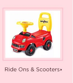 Ride Ons & Scooters