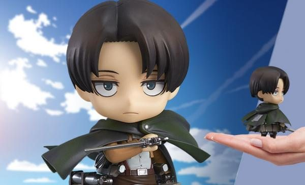 Levi Nendoroid Collectible Figure by Good Smile Company
