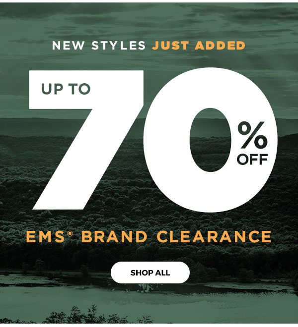 Up 70% OFF Clearance - Click to Shop All