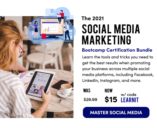 2021 Social Media Marketing | Master Social Media