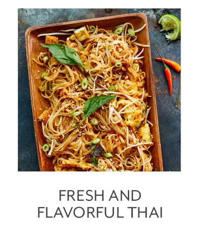 Class: Fresh and Flavorful Thai