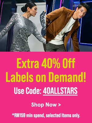 Extra 40% Off Labels On Demand!