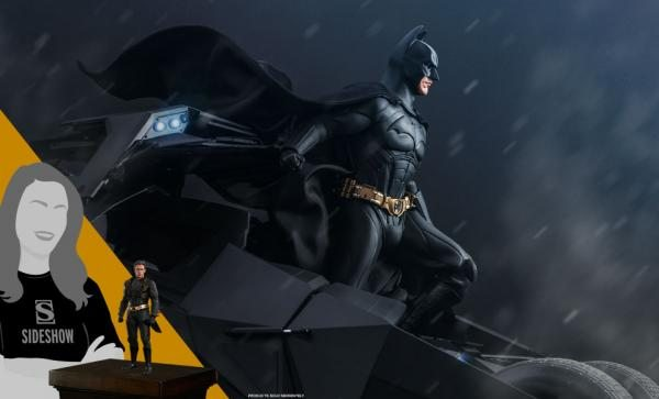 Batman Begins Sixth Scale Figure by Hot Toys