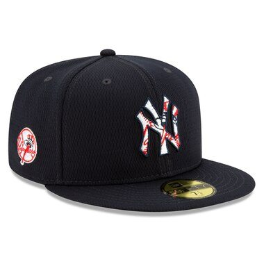 New York Yankees New Era 2020 Spring Training 59FIFTY Fitted Hat – Navy