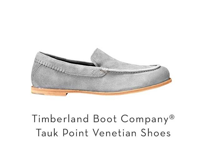 Timberland Men's Timberland Boot Company® Tauk Point Venetian Shoes Grey Suede | Mens Dress Boots & Shoes | DeanwoodxDesign