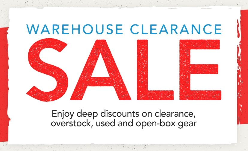Musician's Friend Warehouse Clearance Sale. Enjoy deep discounts on clearance, overstock, open box and used gear. Shop Now.