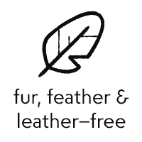Fur, feather and leather-free