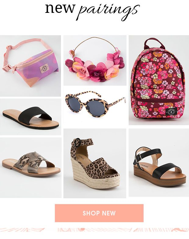 New Pairings - Shop New