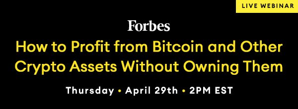 How to Profit from Bitcoin and Other Crypto Assets Without Owning Them