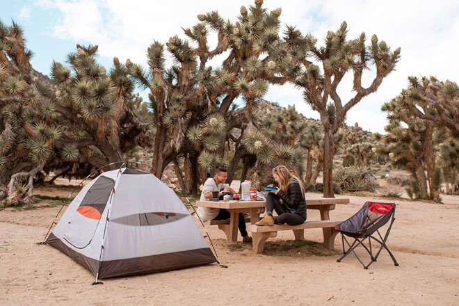 Tents, Camp Chairs, Sleeping Bags & More
