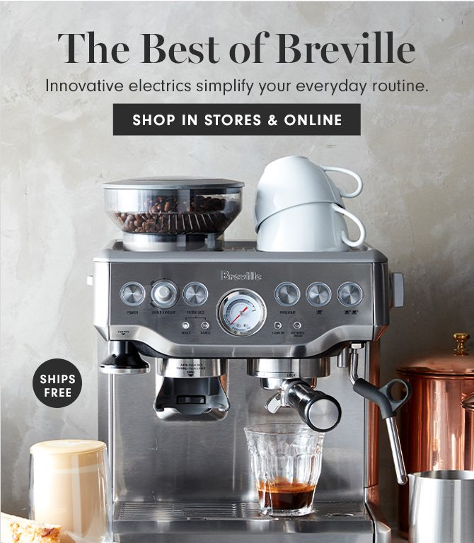 The Best of Breville - SHOP IN STORE & ONLINE