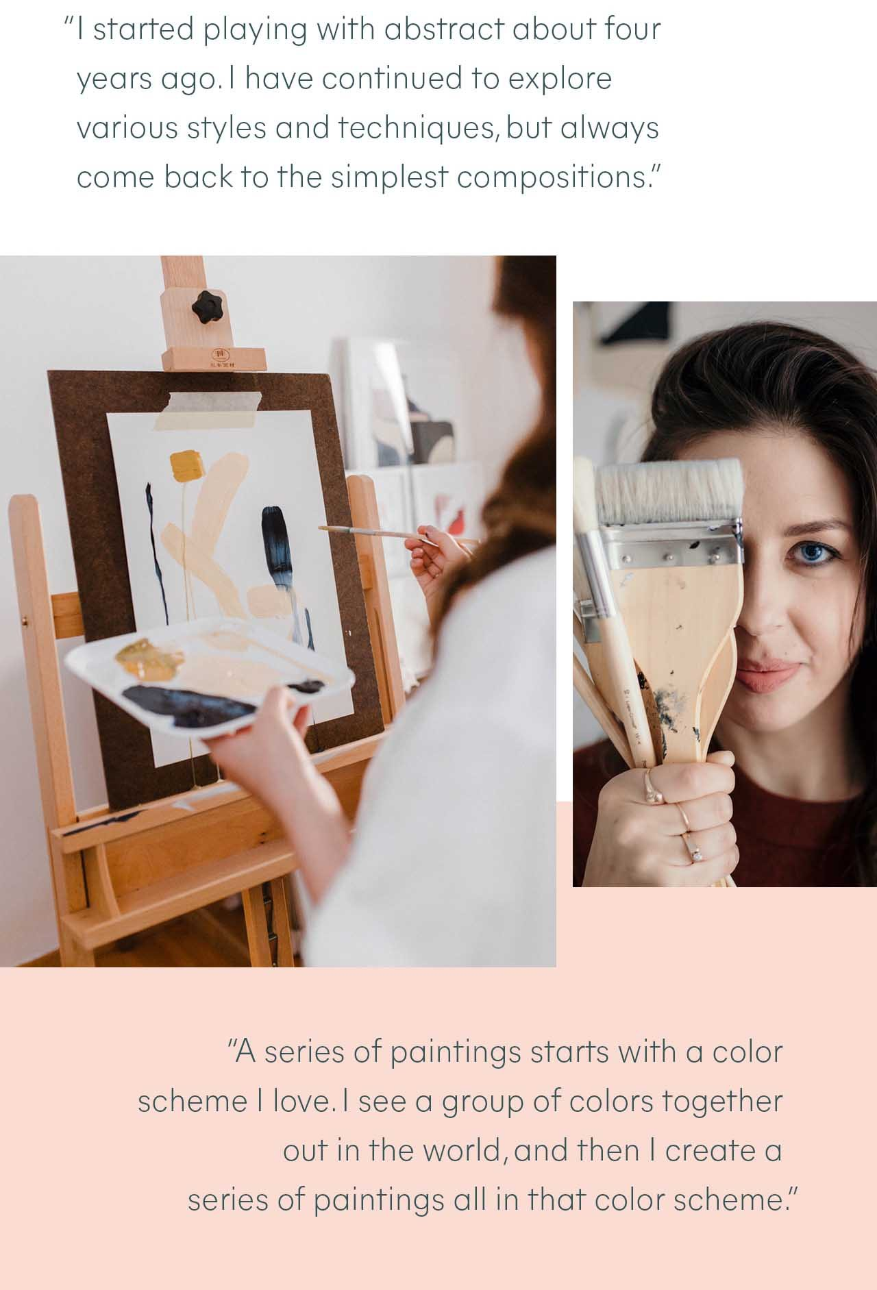 Courneya's Painting Styles
