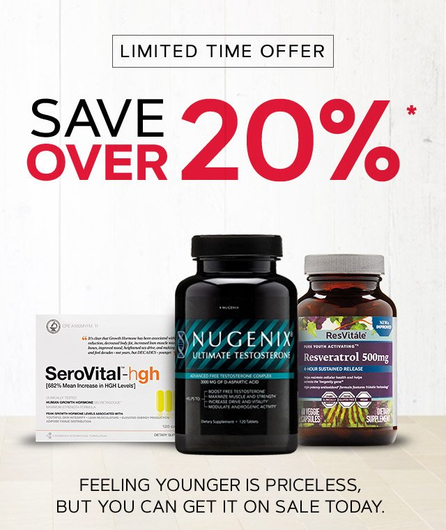 Save 20 On Solutions To Help You Live Well At Every Age Gnc