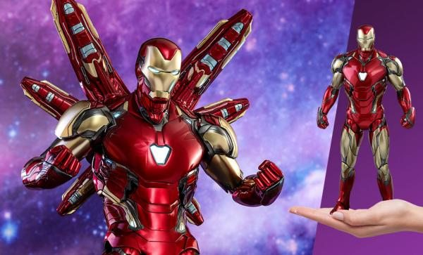 Iron Man Mark LXXXV Sixth Scale Figure by Hot Toys