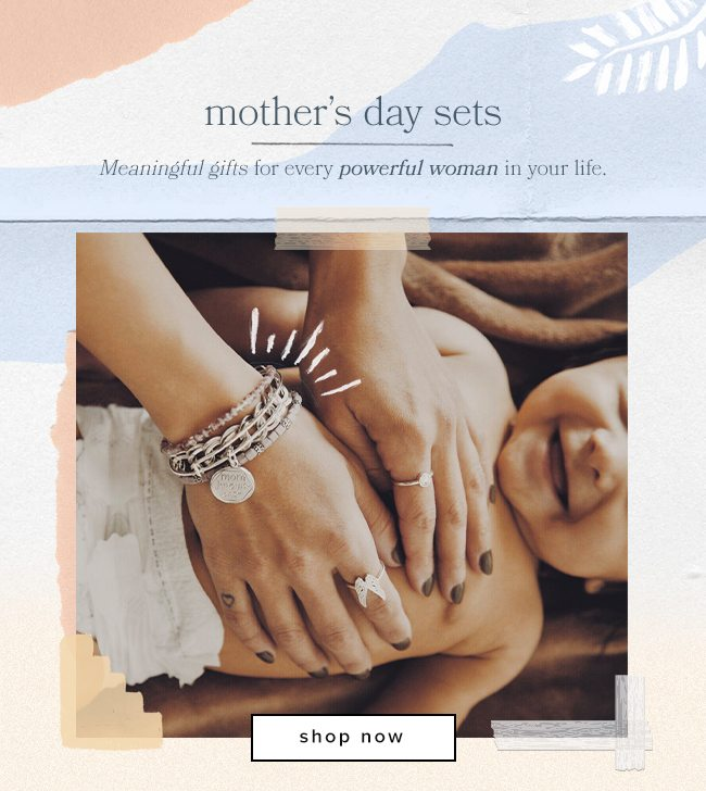 Shop Mother's Day sets.