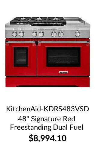 New Year's Appliance Deal 2