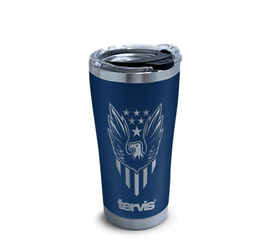 American Eagle Engraved on Deepwater