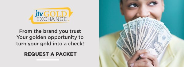 Gold Exchange: your opportunity to turn your unwanted gold into a check!