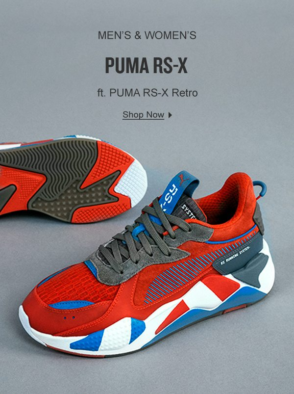 Puma RS-X looks better than ever