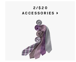 2 for $20 accessories