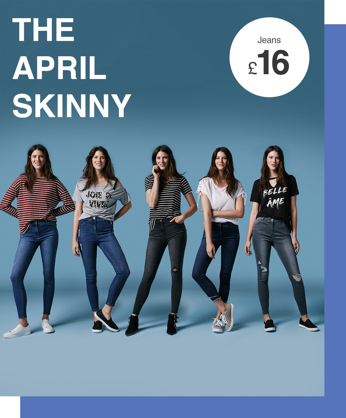 2a4900d53fd9 Denim of your dreams ❤ 👖 - Matalan Email Archive
